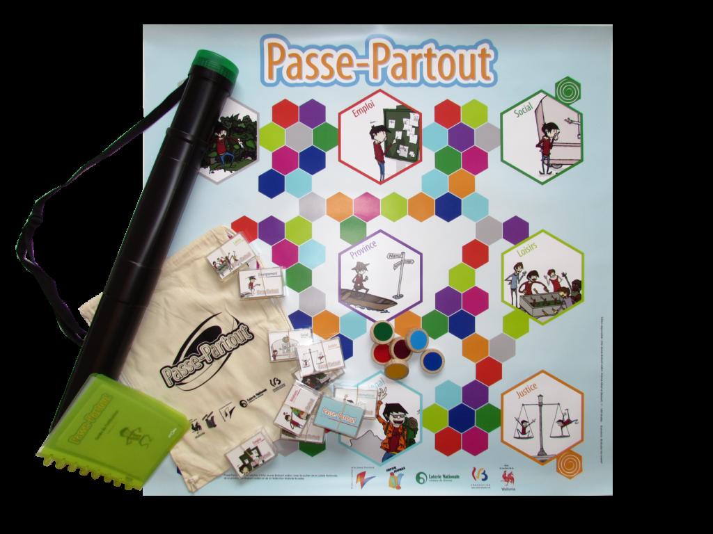 Jeu Passe-Partout - Édition 2013